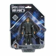 DR WHO - TENTH DOCTOR IN BROWN SUIT ACTION FIGURE