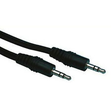 Fine 3.5mm Male to Male Audio Car Stereo Headphone Extension Aux Cables 1.2M TO