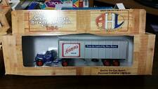 """AHL/Hartoy #L55404 - Ford F-7 with trailer """"Hamm's Beer"""". 1/64th scale."""
