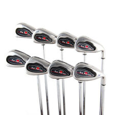 Callaway Big Bertha 2004 Iron Set 4-PW,AW Uniflex Steel RH