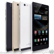 "6.0""Unlocked Android 4.4 2Sim/2Core Smartphone 3G/GSM GPS IPS Cellphone AT&T"
