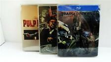100 STEELBOOK BOX PROTECTORS  PROTECTIVE SLEEVES CLEAR PLASTIC CASES / COVERS G2