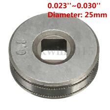 0.023''-0.030'' Roll Parts For Mig Welder Wire Feed Drive Roller Parts 0.6-0.8 V