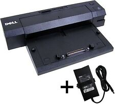 Original Dell Latitude E6510 E6520 Dock Dockingstation PR02X + PA-4E Netzteil