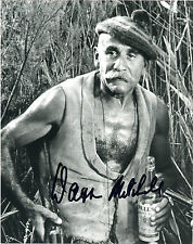 WARREN MITCHELL, Hand Signed 10x8  Photograph, rare still