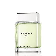 Dahlia Noir L'Eau by Givenchy  4.2 oz Eau De Toilette Spray 125 ml *AUTHENTIC*