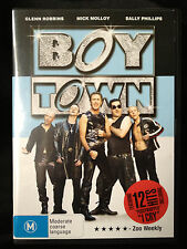 BOY TOWN ~ GLENN ROBBINS ~ MICK MOLLOY ~ SALLY PHILLIPS ~ AS NEW DVD ~ FREE POST