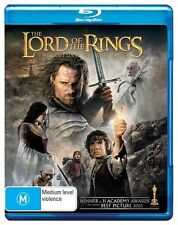 The Lord Of The Rings - The Return Of The King (Blu-ray, 2010)*Like New*