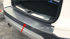 For Ford Kuga 2013 Outside Stainless Steel Rear Bumper Door Sill Plate New