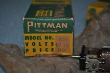Pittman DC-80 12volt DC Electric Motor  NOS