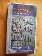 Focus on Family Adventures in Odyssey 6 Cassettes # 17 On Earth As It Is In.. A