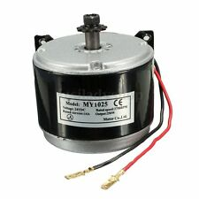 24V Electric Motor Brushed 250W Watt 2750RPM 2-Wired Chain For E Scooter Drive