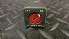 2004 FIAT ULYSSE 2.0 JTD AIR BAG ON/OFF SWITCH 96413912XT