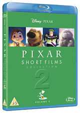 PIXAR SHORT FILMS COLLECTION - VOLUME 2 - BLU-RAY - REGION B UK
