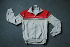 Adidas Vintage Grey/Red  G6/48 F174  Track Top 100% Authentic
