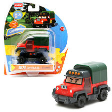 NEW Robocar Poli Poacher Car Toy Die-Cast Free wheel Characters Children Kids