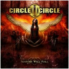 CIRCLE II CIRCLE - SEASONS WILL FALL  CD 12 TRACKS HARD & HEAVY/HEAVY METAL NEU