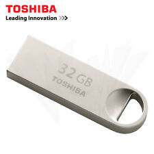 Toshiba Transmemory 32GB Metal Usb 2.0 Flash Drive U401