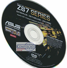 ASUS Z87I DELUXE MOTHERBOARD DRIVERS M4590 WIN 8.1 DUAL LAYER DISK