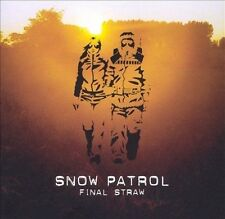 Final Straw by Snow Patrol (CD, Aug-2004, Interscope (USA))