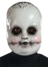 Halloween Smiling Sammie Scary Doll Mask