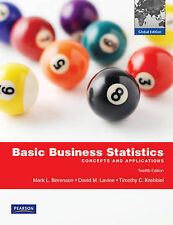 Basic Business Statistics Global Edition
