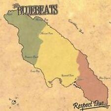 Bluebeats-Bluebeats - Respect Due CD NEW