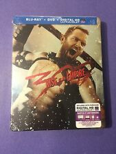 300: Rise of an Empire Blu-ray Combo *Limited Steelbook Edition* NEW
