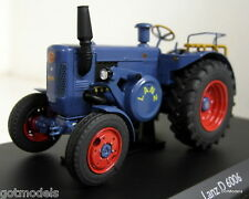 Schuco 1/43 Scale 03435 Lanz D 6006 Tracktor blue diecast model tractor