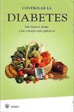 Controlar la diabetes/ Keeping Diabetes Under Control (Bolsillo) (Span-ExLibrary
