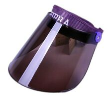 summer UV protection sunhat hiking outdoor wide brim purple By bike visor hat