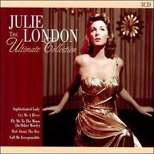 Ultimate Collection by Julie London (CD, Jul-2006, EMI)