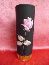 schöne, alte Vase__Plankenhammer__Rose !
