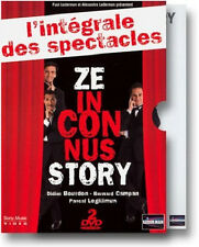 16234 // COFFRET ZE INCONNUS STORY- L'INTEGRALE DES SPECTALES