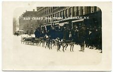 RPPC NY Lowville American Red Cross Dog Team Lewis County