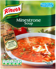 Knorr minestrone soupe 9 x 62G