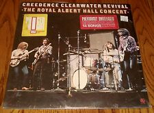 CREEDENCE CLEARWATER REVIVAL THE ROYAL ALBERT HALL CONCERT LP STILL IN SHRINK