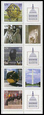 United Nations UN NY #907b Washington Expo 2006 Personalized Stamp Strip of 5