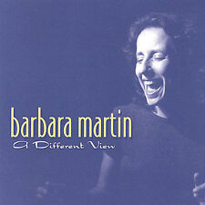A Different View Barbara Martin Audio CD