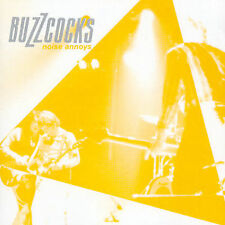 Noise Annoys by Buzzcocks NEW SEALED UK CD, Jun-2002, Tbc)