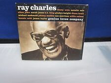 Ray Charles genius loves company CD Like New *Super Fast Shipping with tracking*