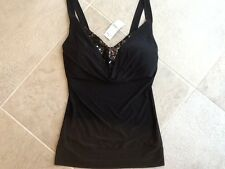 Women's Sequined Tank Top, Size M, Joyce Leslie, NWT