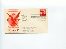 Anthony Frank US Postmaster General Signed Autograph FDC Postcard