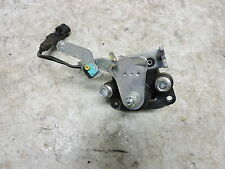 10 Piaggio MP3 400 Scooter Vespa steering sway parking brake lock caliper