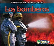 Los bomberos (Personas de la comunidad) (Spanish Edition) Leake, Diyan Paperbac