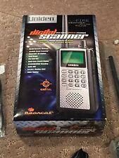 Uniden Bearcat Trunking Scanner 396XT BCD396XT TrunkTracker IV APCO P25 Handheld