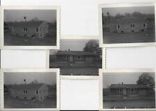 LOT OF 10 1950's HOUSE PHOTOS NEW HAVEN CONNECTICUT AREA