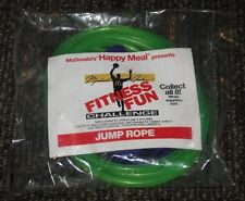 1991 Michael Jordan Fitness Fun McDonalds Happy Meal Toy Jump Rope