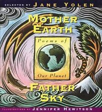 Mother Earth Father Sky: Poems of Our Planet-ExLibrary