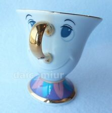 Chip Tea Cup Japan Tokyo Disneyland Limited Editions Beauty and The Beast New